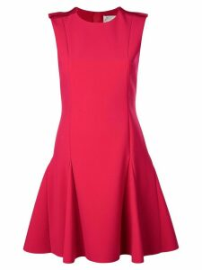 Jason Wu Collection short sleeveless dress - Red