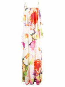 Josie Natori Eden maxi dress - Multicolour