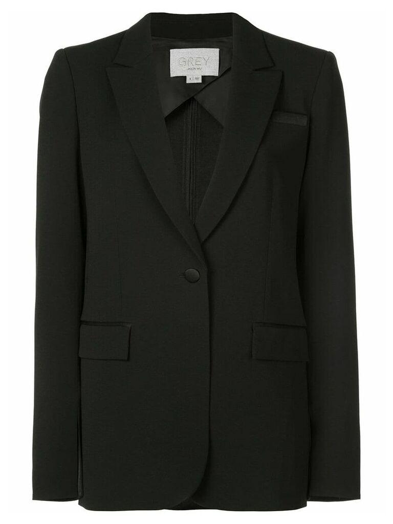 Jason Wu classic fitted blazer - Black