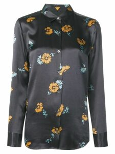 Equipment floral print shirt - Blue