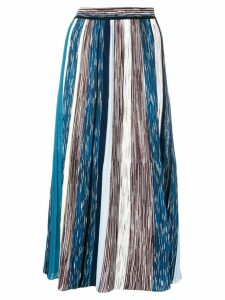Missoni striped skirt - Blue