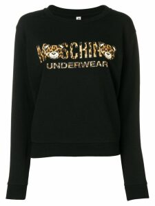 Moschino Toy print sweatshirt - Black