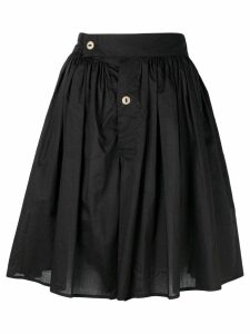 Vivienne Westwood Anglomania full pleated skirt - Black