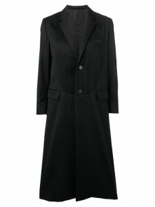 Comme Des Garçons Noir Kei Ninomiya tailored single-breasted coat -