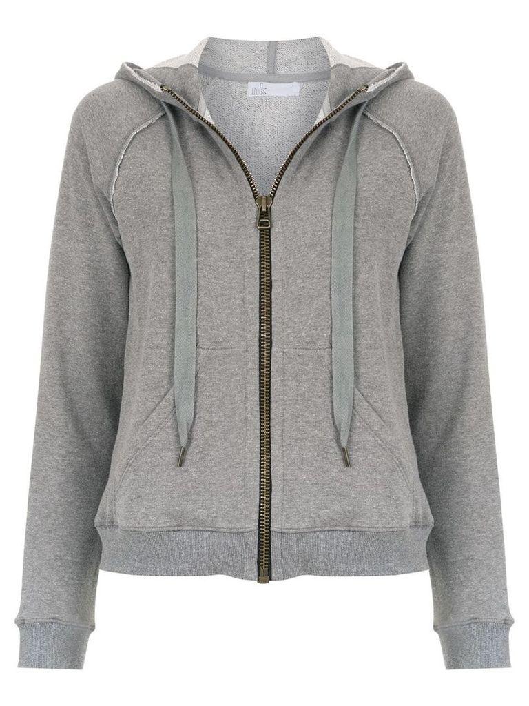 Nk zipped hoodie - Grey