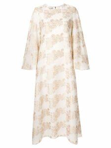 Bambah floral print dress - Neutrals