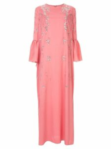Rami Al Ali sequin embellished dress - Pink