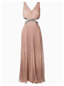 Maria Lucia Hohan Juliet maxi dress - Neutrals