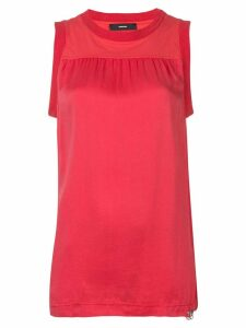 Diesel sleeveless top - Red