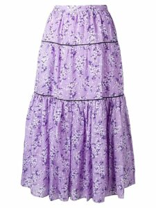Ulla Johnson Auveline skirt - Purple
