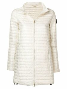 Duvetica padded mid-length coat - Neutrals