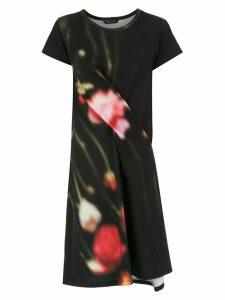 Uma Raquel Davidowicz printed Lis dress - Black