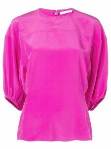 Chloé plain blouse - Purple