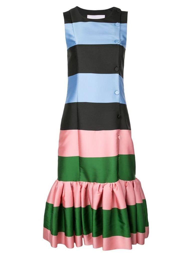 Carolina Herrera striped dress - Multicolour