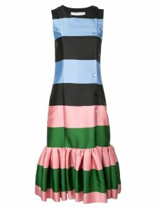 Carolina Herrera striped dress - Multicolour