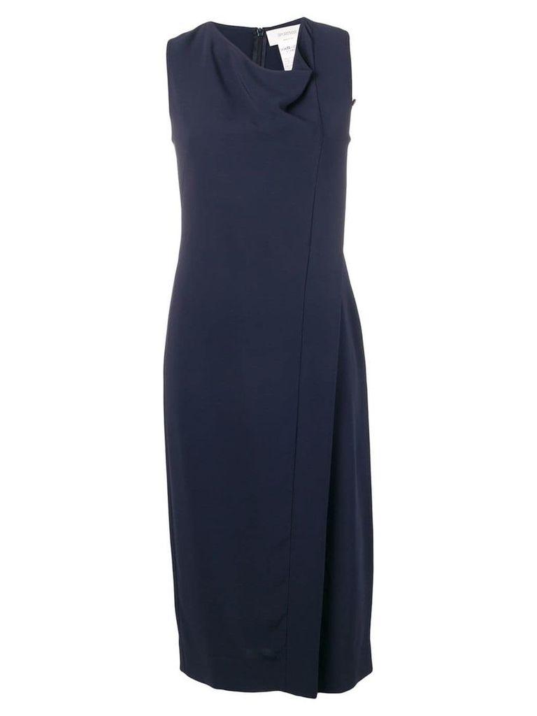 Sportmax pencil dress - Blue