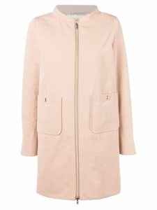 Herno simple raincoat - Pink