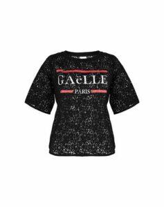 GAëLLE Paris SHIRTS Blouses Women on YOOX.COM