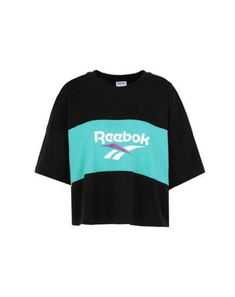 REEBOK TOPWEAR T-shirts Women on YOOX.COM