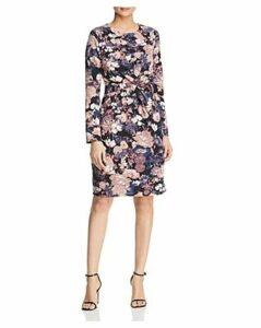 Vero Moda Marlene Floral Twist Front Dress