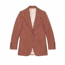 Women's GG canvas jacket