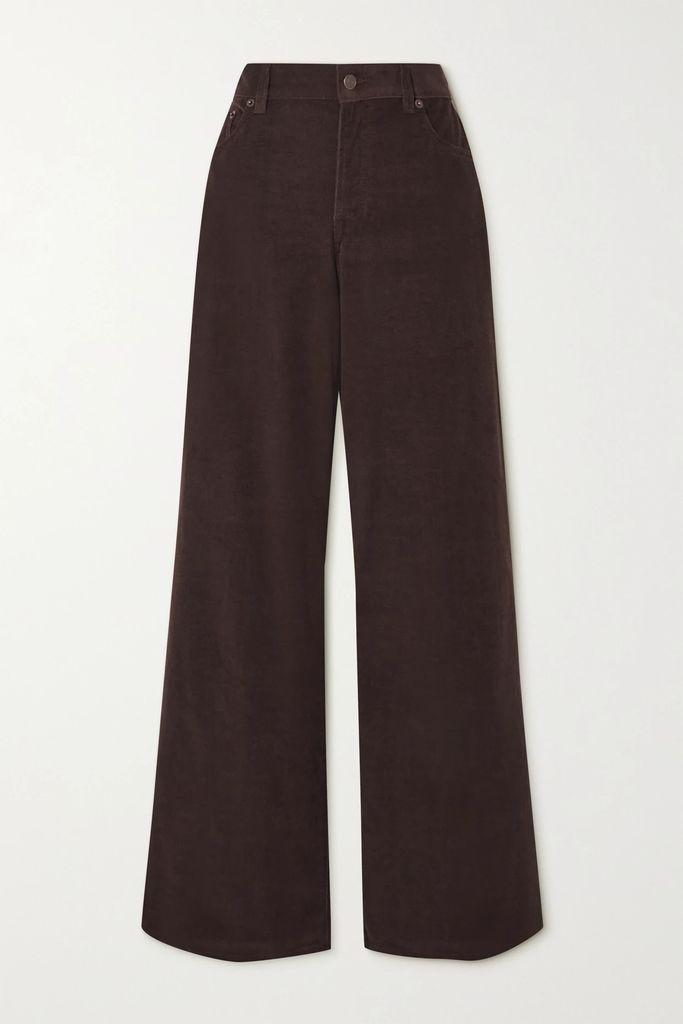 La Collection - Marilyn Wool-blend Blazer - Camel
