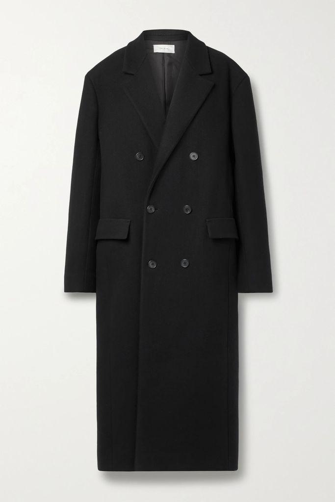 Veronica Beard - Fiore Strapless Linen-blend Midi Dress - Navy