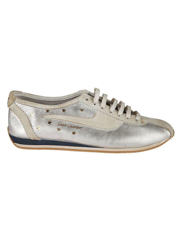 Saint Laurent Sportive Jay Star Wax Sneakers