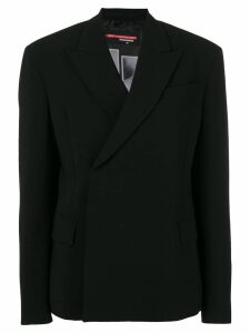 Dsquared2 wrap front blazer - Black