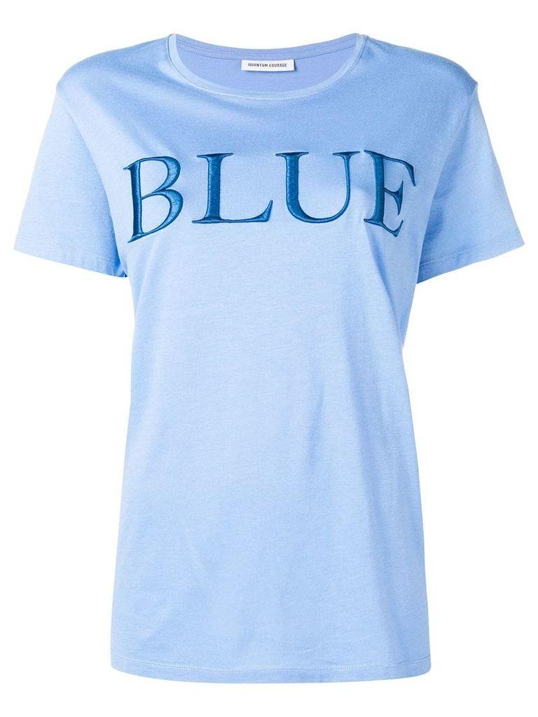 Quantum Courage 'Blue' T-shirt
