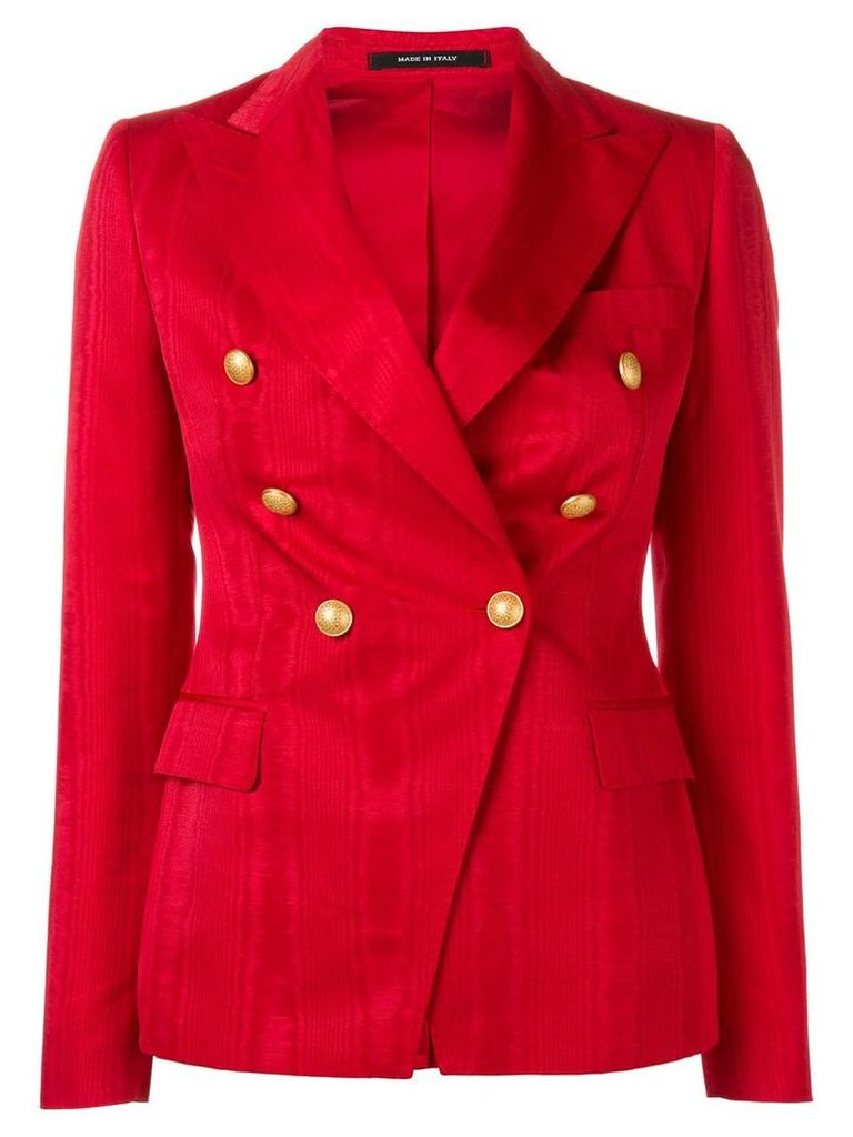 Tagliatore Alicya blazer - Red