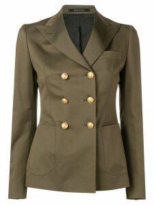 Tagliatore Anise blazer - Green