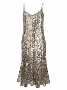 Veronica Beard Mykola dress - Silver
