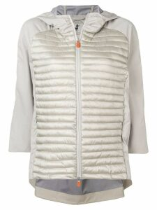 Save The Duck hooded padded jacket - Neutrals