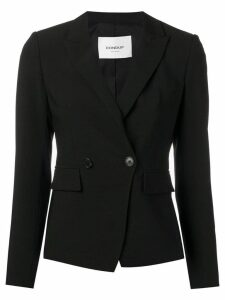 Dondup double breasted blazer - Black