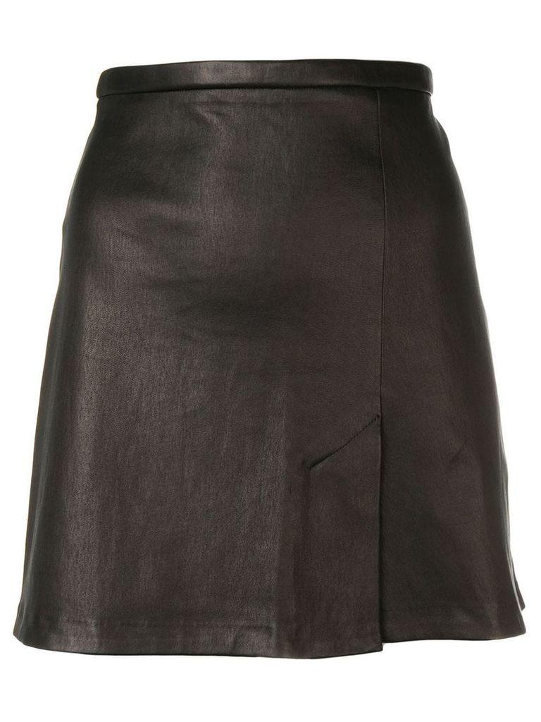 Stouls Santana skirt - Brown
