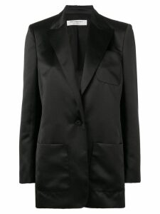 Philosophy Di Lorenzo Serafini single breasted blazer - Black