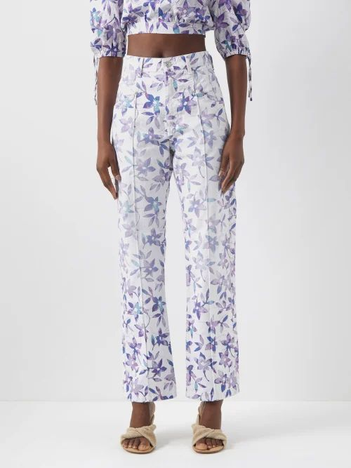 Jimmy Choo - Ellipse Glitter Clutch - Womens - Silver