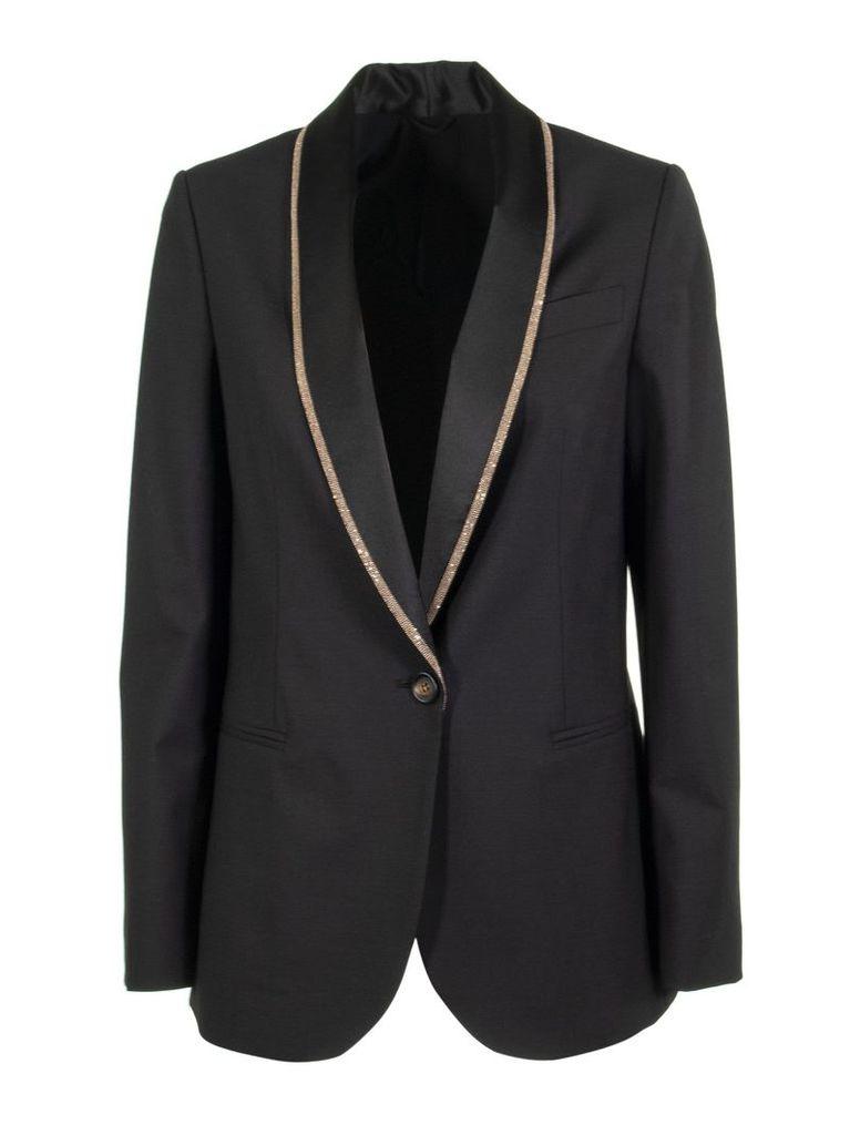 Brunello Cucinelli Single-breasted Blazer
