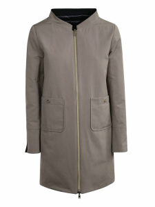 Herno Zipped Coat