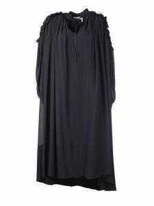Chloé Ruffle Trim Dress