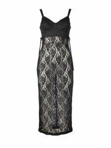 Dolce & Gabbana Lace-layered Cami Dress