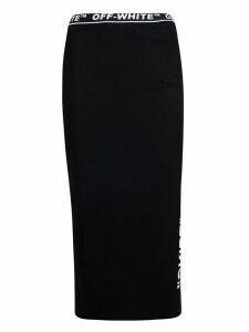 Off-White Logo Skirt