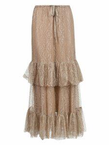Moschino Lace Skirt