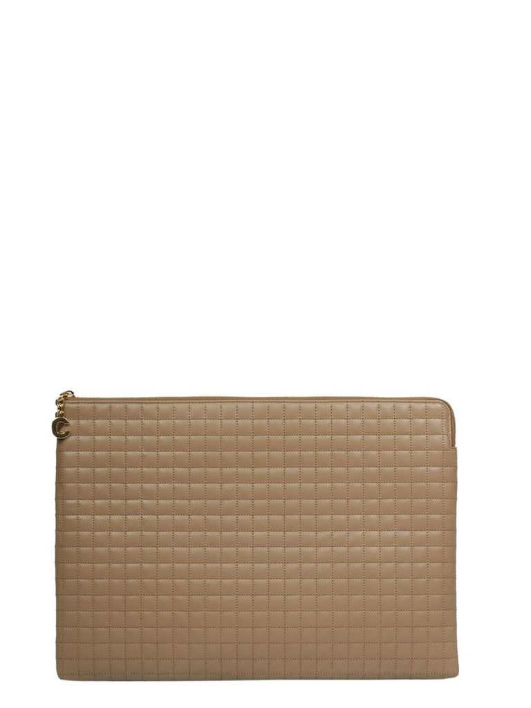 Celine Quilted Clutch