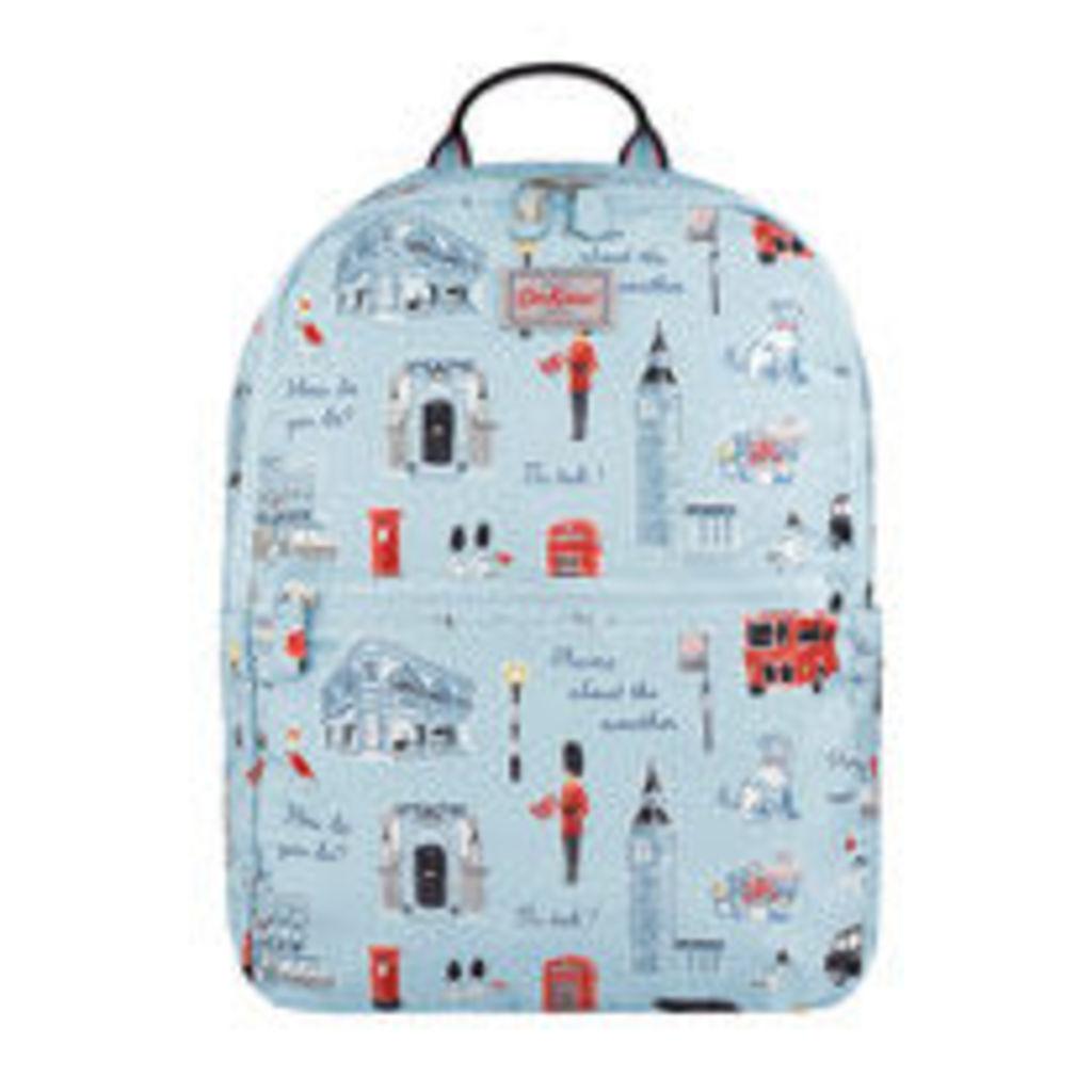 London Icons Foldaway Backpack