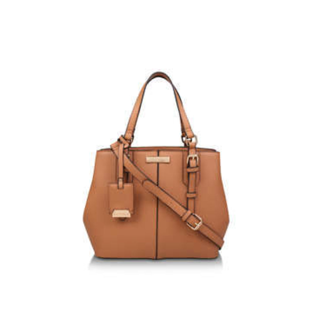 Carvela Mini Danny Slouch Tote - Tan Mini Tote Bag