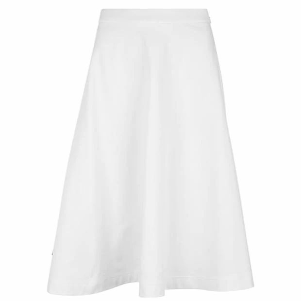 PRADA Cotton Midi Skirt