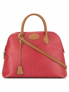 Hermès Pre-Owned Bolide 35 tote - Red