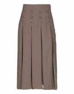ELISABETTA FRANCHI 24 ORE SKIRTS 3/4 length skirts Women on YOOX.COM